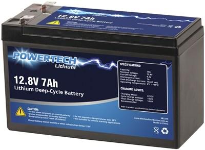 Lithium Alarm Size Batteries